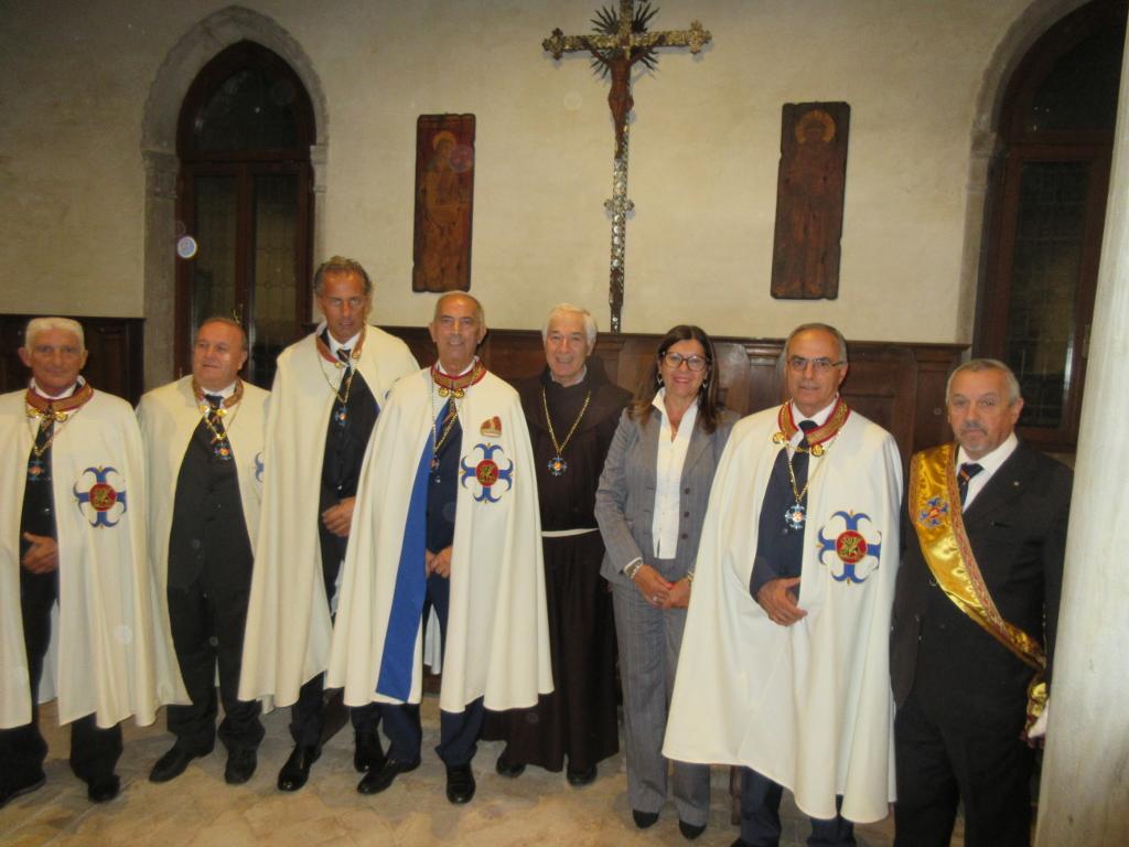Cerimonia_investitura_presso_la_Chiesa_di_S._Francesco_della_Vigna
